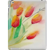 Spring Tulips iPad Case/Skin