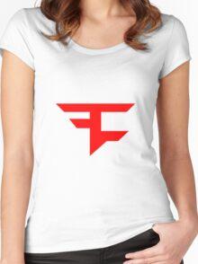 FaZe Clan Women's Fitted Scoop T-Shirt
