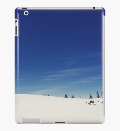 Perfect conditions iPad Case/Skin