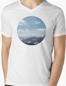 The Alps 1 Mens V-Neck T-Shirt