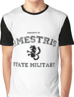 Property of Amestris State Military (Fullmetal Alchemist) Graphic T-Shirt