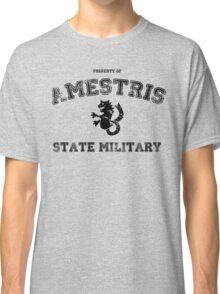 Property of Amestris State Military (Fullmetal Alchemist) Classic T-Shirt
