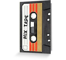 Awesome Music Cassete Tape Greeting Card