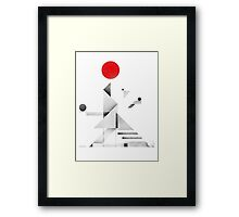Openspace 2 Framed Print