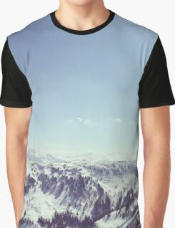 The alps 2 Graphic T-Shirt