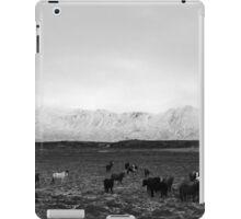 The herd iPad Case/Skin