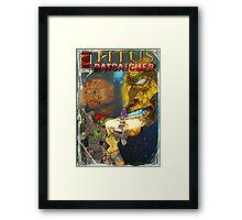Titus : RatCatcher Framed Print