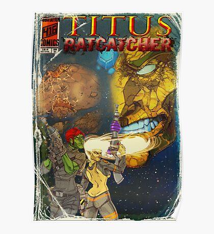 Titus : RatCatcher Poster