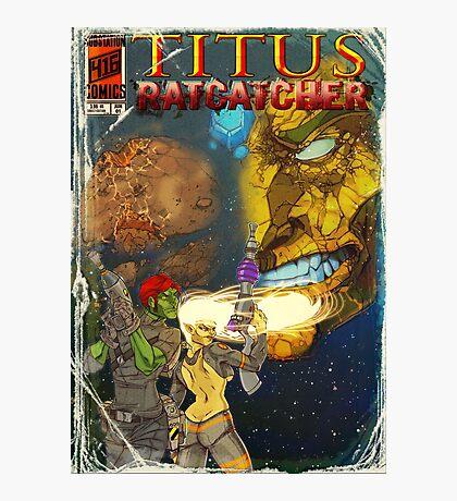 Titus : RatCatcher Photographic Print