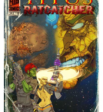 Titus : RatCatcher Sticker