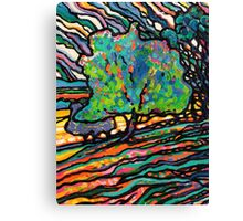 The Wind and The Willow Canvas Print