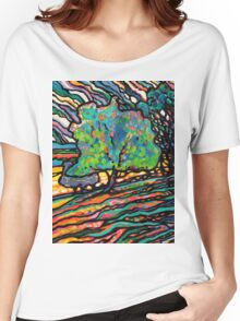 The Wind and The Willow Women's Relaxed Fit T-Shirt