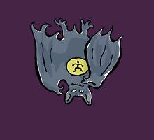 Man-Bat Womens Fitted T-Shirt