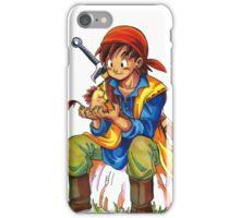 Dragon Quest 8 iPhone Case/Skin