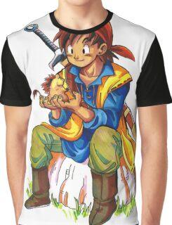 Dragon Quest 8 Graphic T-Shirt