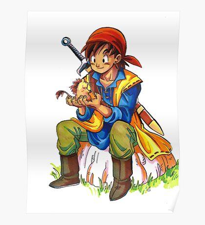 Dragon Quest 8 Poster