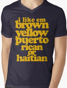 phife dawg Mens V-Neck T-Shirt
