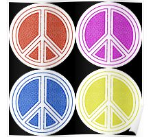 Peace Patch Poster
