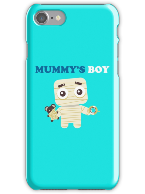 MUMMY´S BOY by AnishaCreations