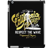 The Wave  iPad Case/Skin