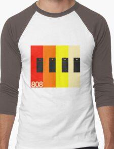 TR 808 V2 Men's Baseball ¾ T-Shirt