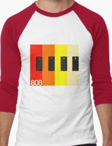 TR 808 V2 Men's Baseball ¾ T-Shirt