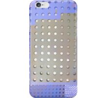 Perforated knit iPhone Case/Skin