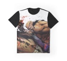 Fighting Graphic T-Shirt