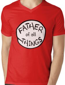 Father of All Things Mens V-Neck T-Shirt