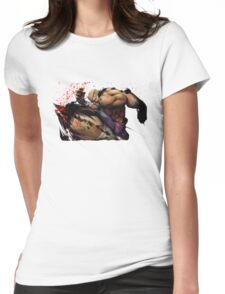 Fighting Womens Fitted T-Shirt