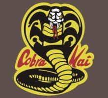 Cobra Kai  Baby Tee