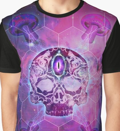 Psychedelic Vision Graphic T-Shirt