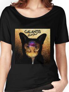 galantis gold dust Women's Relaxed Fit T-Shirt