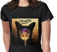 galantis gold dust Womens Fitted T-Shirt