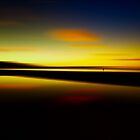 Walk in the Sunset by Linda Cutche