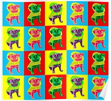 Puggy Love Poster
