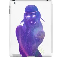 Beautiful Celestrial Goddess  iPad Case/Skin