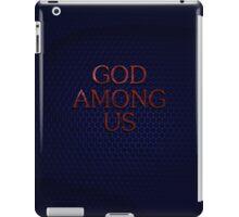 GOD AMONG US iPad Case/Skin