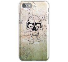 Jail Graffiti iPhone Case/Skin