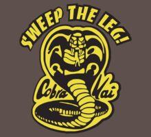 Sweep the leg One Piece - Short Sleeve