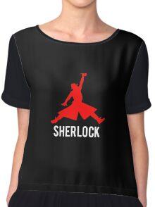 sherlock Chiffon Top