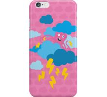 Who Makes the Thunder? - in PINK iPhone Case/Skin