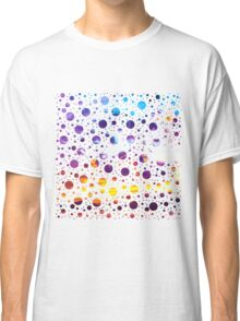 Bubbly Sunset Classic T-Shirt