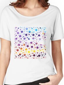 Bubbly Sunset Women's Relaxed Fit T-Shirt