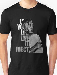lamar quote Unisex T-Shirt