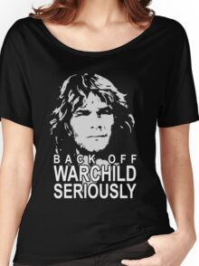 warchild Women's Relaxed Fit T-Shirt