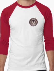 Battlestar Galactica Men's Baseball ¾ T-Shirt