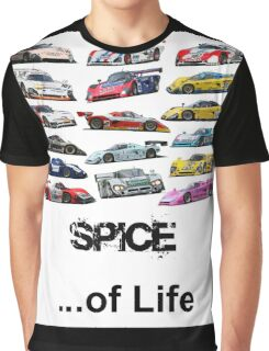 Spice of Life Graphic T-Shirt