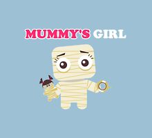 MUMMY´S GIRL Womens Fitted T-Shirt