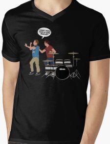 STEP BROTHERS DRUM SET Mens V-Neck T-Shirt